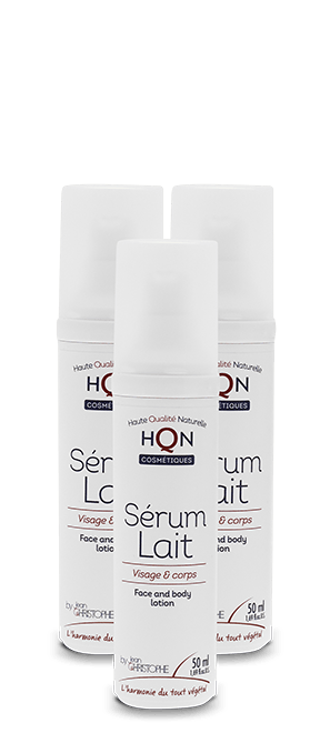 Lot de 3 Sérum Lait HQN